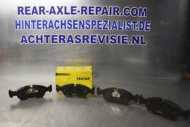 Remblokken Opel nr 2119017505
