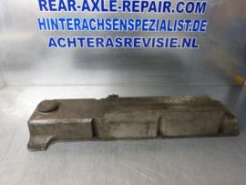 Kleppendeksel 3.0E Opel, aluminium gebruikt.
