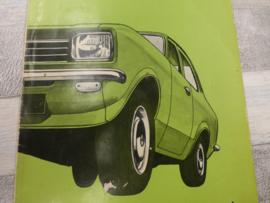 Koop en rij Opel Kadett boekje