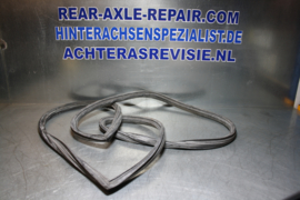 achterruit rubber Opel Kadett B, nieuw.