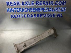 Achsgehäuseverlängerung  Aluminium Opel R90090473 glattes Rohr