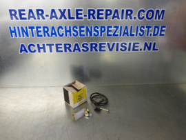 Inner lighting, Opel Ascona C