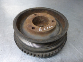 Krukas poelie Opel 6 cilinder (C30NE motor)