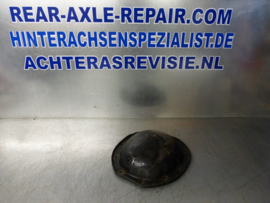 Cover for rear axle Opel GT (first type) with loop on the cover and splash edge