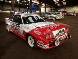 5x120 ombouwset compleet Opel Manta B,  Ascona B