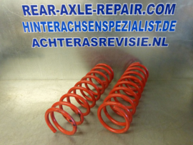 Rear springs Opel, 38CM high, 12,26MM thick