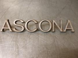 Embleem Opel Ascona A (gebruikt)