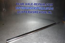 Sierstrip chroom rechter deur van een Opel Manta B, gebruikt