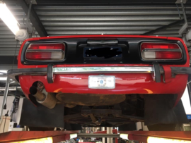 Ombouwset R180 Subaru WRX naar Datsun 510 - 240Z assen.