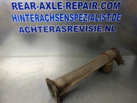 Tailpiece aluminum Opel R90090473