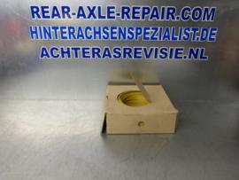 Montagedraad, Montagesnoer, Stroomkabel 100 meter geel