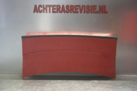 Opel Manta B trunk lid, partly polyester, with spoiler, used