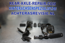Seat belts Opel Monza, left and right, used