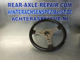 """Steering wheel Opel Manta B """"SR"""" version, no cap for horn."""