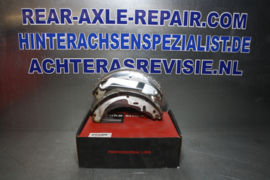Brake shoe set Opel/Vauxhall/Bedford