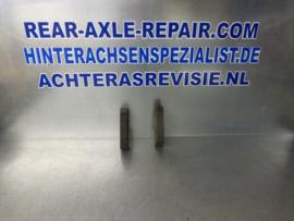 Bumper rozetten rubber Opel, links en rechts