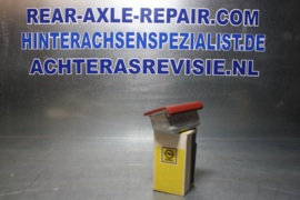 Opel  Vauxhall Monza/Senator/Rekord/Carlton ashtray, red, new!