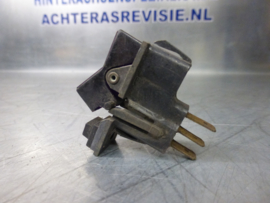 Switch rear window heating, without light, Opel Ascona A/Manta A, used