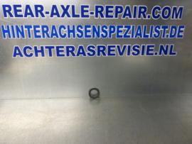 Ring, staal, met inkeping, nr: 410701