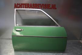 Opel Ascona B rechter Tür mit Fenster, gebraucht