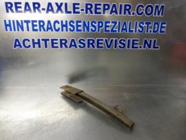 Raamgeleider, staal, Opel Manta B gebruikt