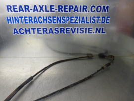 Cable  for hand brake, Opel Ascona A, Manta A 1e type, used