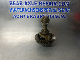 Differential with crown- and pignonwheelset Mercedes Pagode 3.92