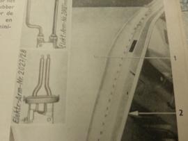 Handboek Opel Kadett B vanaf 1965