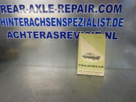 Vraagbaak Opel Ascona B / Manta B