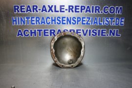 Cover for rear axle without loop, CIH Opel