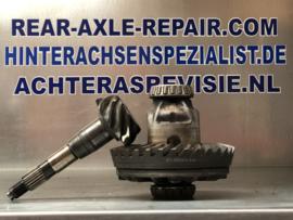 Overbrengingsverhouding 3.67 - 9:33 Opel CIH achteras