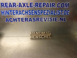Embleem Hanomag Henschel (gebruikt)