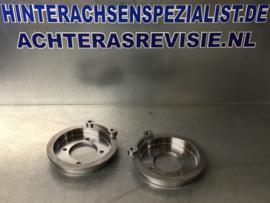 Opel 400 rear brake caliper plate