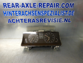 Dashboard dial set Opel Rekord E2, used