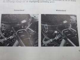 "Handleiding Opel Kadett ""C"""