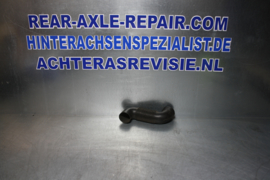 Air hose for heater, Opel Manta A, part that goes underneath the dashboard, used