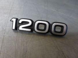 Emblem 1200 für den Opel Kadett C (gebraucht)
