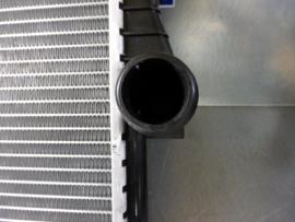 Kuhler 61,2x61,8 cm aluminium