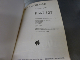 Vraagbaak Fiat 127 Nuova 1977-1980
