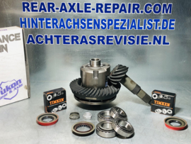 Chevrolet Tahoe / Avalance rear axle REVISED
