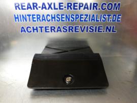 Dashboardkast met draaiknop en slot, zonder sleutel, Opel Manta A, gebruikt