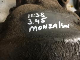 Differenzial Opel Monza Senator 3.45