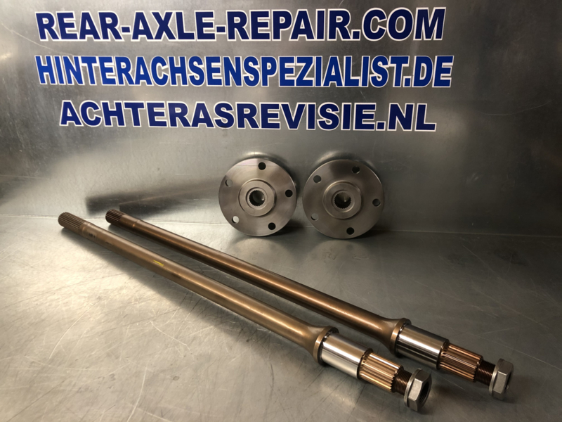 High performance drive shafts Opel 400