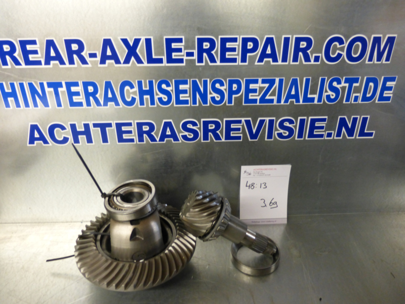 Rear axle | Webshop Rear axle repair