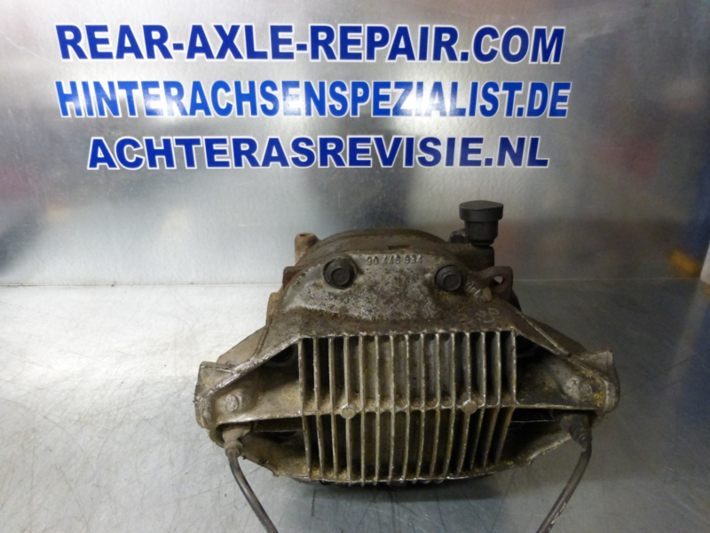 Differential 3.90, Opel Omega B