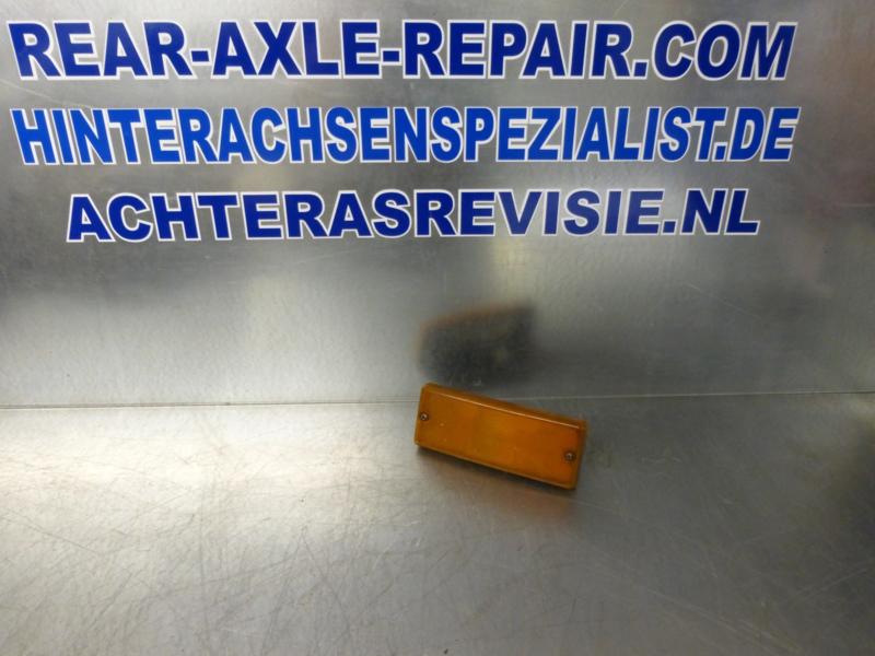 Richtingaanwijzer lamp links en rechts compleet, Opel Manta B GSI, gebruikt (set)