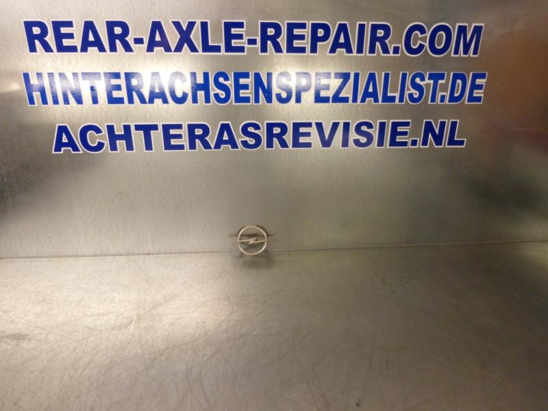 Emblem für den Opel (gebraucht)