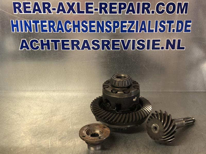 Limited slip differential Salisbury 4HA 2.88