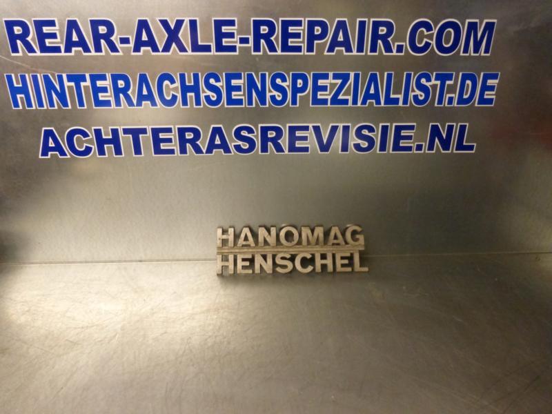 Emblem für den Hanomag Henschel (gebraucht)