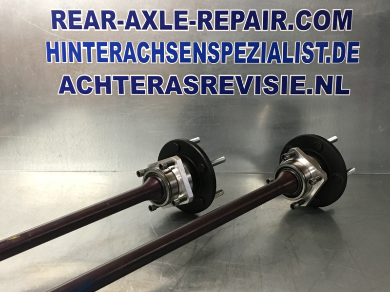 High performance drive shafts Opel 400